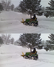 Winter Snow Removal
